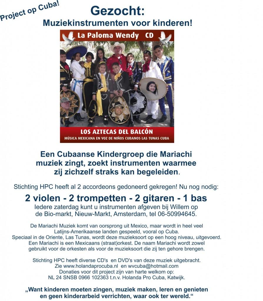 poster-Mariachi-kindergroep
